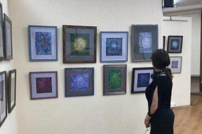 В публичке открылась выставка, посвящённая известному ростовскому архитектору Виктору Баринову