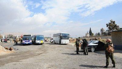 Российские военные доставили в Дамаск 1,9 тонны продуктов и медикаментов