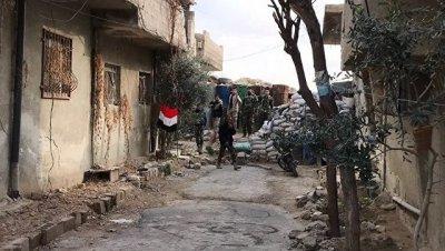 В Дамаске в результате минометного обстрела погибли женщина и ребенок