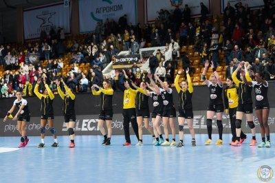 Ростовские гандболистки обыграли соперниц из Бухареста и возглавили турнирную таблицу Лиги чемпионов