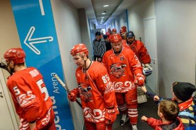 ХК «Ростов» уступил «Алтаю» в первом матче четвертьфинала Кубка Федерации