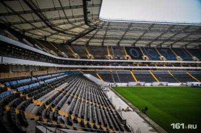 «Ростов Арену» рассматривают в качестве стадиона для проведения матча между сборными России и Чехии