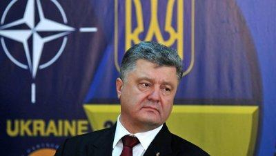 Порошенко попросил у Столтенберга план действий по членству Украины в НАТО
