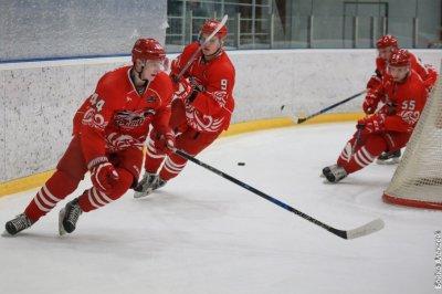 Ростовские хоккеисты обыграли «Алтай» со счётом 3:2