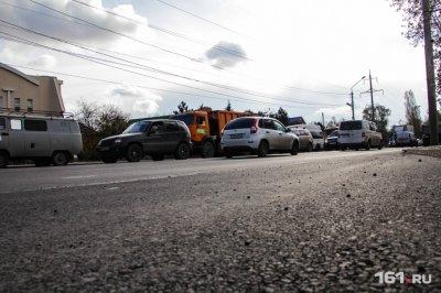 В Ростове из-за ремонта дороги ограничат движение по улице Малиновского