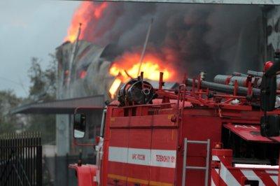 Пожар в Аксайском районе унес жизнь пенсионерки