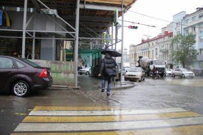 Синоптики: на выходных в Ростове будет дождливо и пасмурно