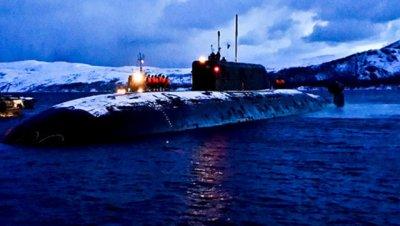 Российские подводные лодки за пять лет втрое увеличили пребывание в море