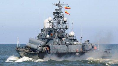 В ближайшие 3 года в состав Военно-морского флота войдут 40 морских роботов