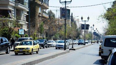 Впервые за три недели Дамаск не подвергся обстрелам