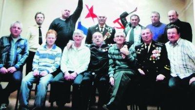 В Белой Калитве прошла встреча ветеранов ВМФ