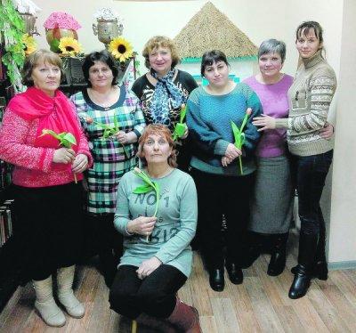 В Белокалитвинском районе прошёл литературно-музыклаьный вечер «Прекрасных женщин имена»