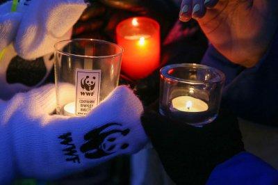 В Белой Калитве провели акцию Час Земли