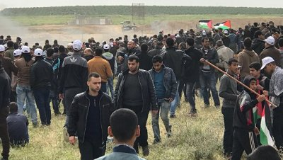 МИД Турции осудил Израиль за применение силы против жителей сектора Газа