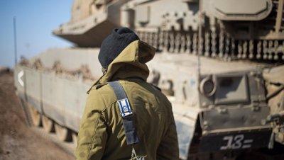 Израиль заявил, что задействовал танки и авиацию против боевиков в Газе