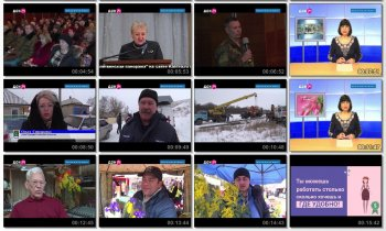 Выпуск информационной программы Белокалитвинская Панорама от 08 марта 2018 года