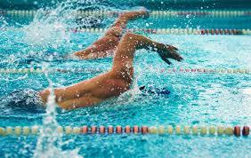 В Белойкалитвинском районе состядись соревнования по плаванью