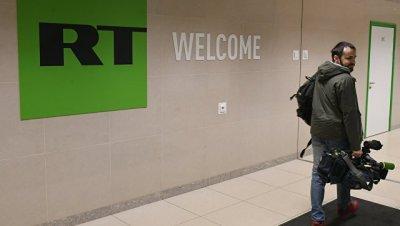 Провайдер RT подтвердил отключение вещания канала в Вашингтоне с февраля