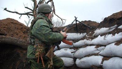 Силовики в понедельник 13 раз обстреляли территорию ДНР