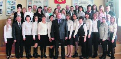 100 лет со дня образования военных комиссариатов в Белой Калитве