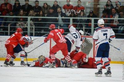 ХК «Ростов» выбывает из борьбы за Кубок Федерации