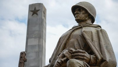 Польские общественники отремонтировали кладбище советских солдат