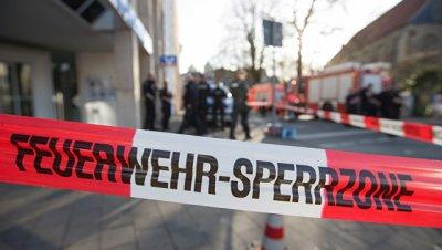 В мюнстерской атаке не нашли признаков исламизма