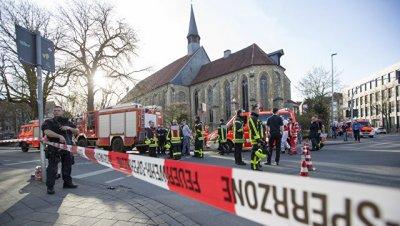 Трагедия в Мюнстере: жители рассказали о потрясшей город атаке