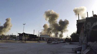 В Минобороны рассказали об обстановке в сирийской Думе
