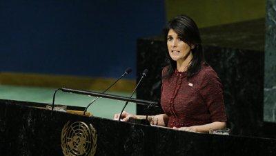 США настаивают на расследовании предполагаемого применения химоружия в САР