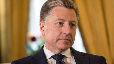Помпео доволен нынешней политикой США по Украине, заявил Волкер