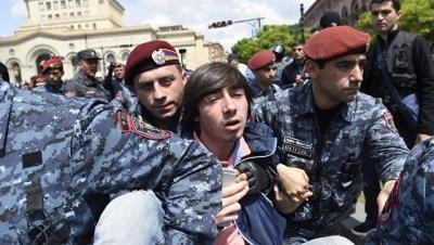 Оппозиционеры в Армении намерены продолжить акции протеста