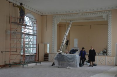 В Белой Калитве отремонтируют ДК Им. Чкалова