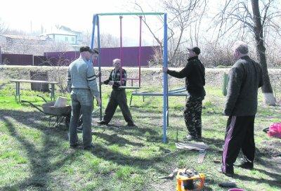 В Белой Калитве восстановят парк «Майский»