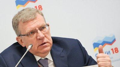 Ответ на санкции США должен быть в политической плоскости, заявил Кудрин