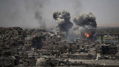 Западная коалиция завершила крупные операции против ИГ* в Ираке