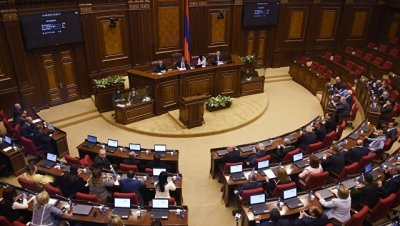 Депутат парламента Армении от правящей партии заявил о сложении полномочий