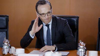 Глава МИД Германии ответит перед партией за антироссийскую позицию
