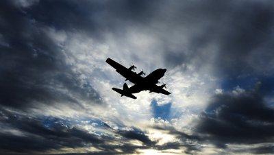 Самолет С-130, потерпевший крушение в США, направлялся на утилизацию