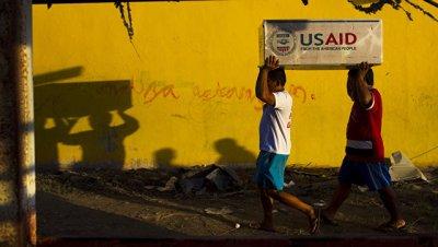 США сохранят мировое лидерство по оказанию гумпомощи, заявил Белый дом