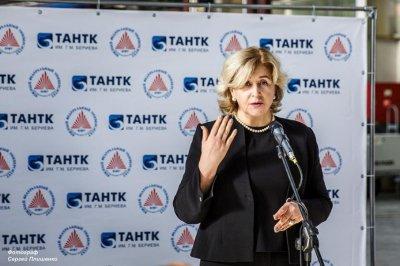 Ректор ЮФУ Марина Боровская за год заработала 9 миллионов рублей