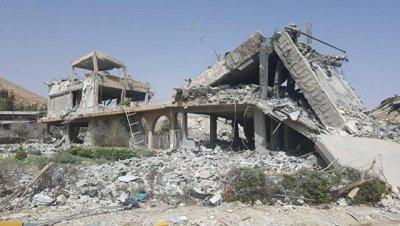Авианосная группировка США приступила к ударам по террористам в Сирии