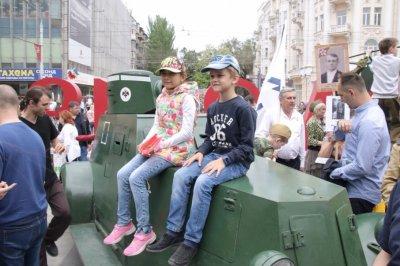 Больше тысячи ростовских школьников написали письма участникам ВОВ
