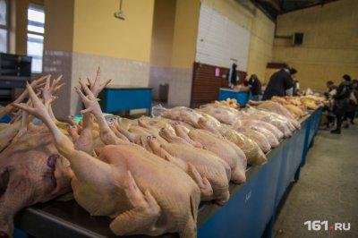 Ростовская область планирует увеличить экспорт птицы