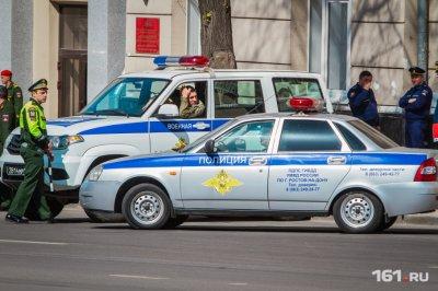 В Ростове полиция проверяет сообщение о водителе, который катался по Пушкинской