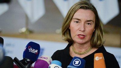 ЕС намерен сохранить ядерное соглашение с Ираном, заявила Могерини