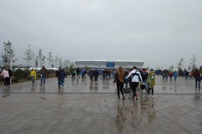 В Ростове официально открыли новый стадион «Ростов Арена»