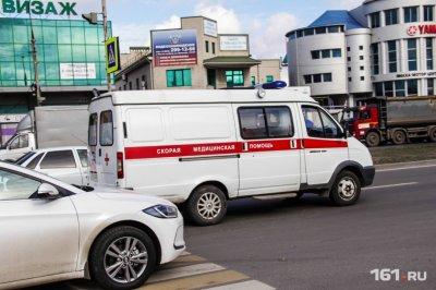 Двое подростков погибли в аварии в Азовском районе