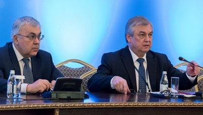 США отказались искать решение сирийского кризиса в Астане
