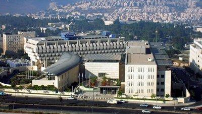 Израиль находит странным, что Россия не переносит посольство в Иерусалим